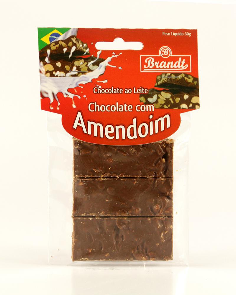 Barra de Amendoim – Tablete 60g