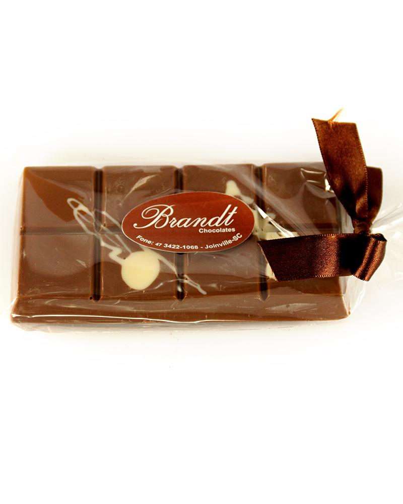 Barra Chocolate ao Leite 100g