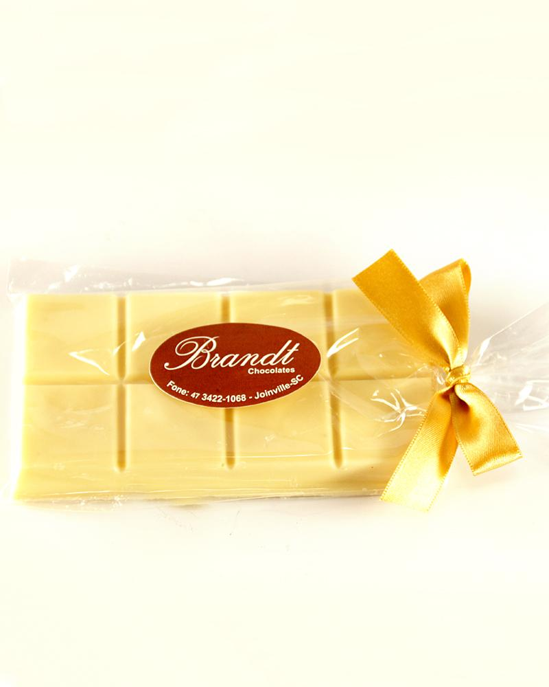 Barra Chocolate Branco 100g