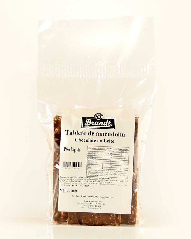 Barra de Amendoim – Tablete 500g