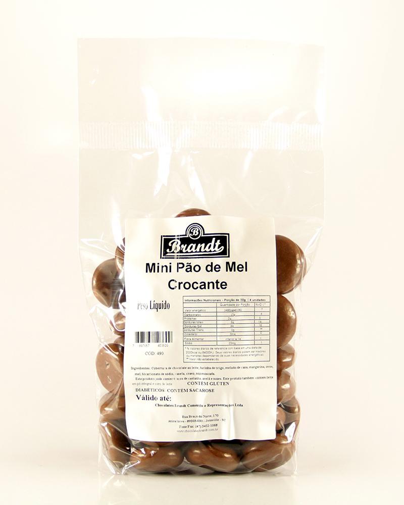 Mini Pão de Mel 500g